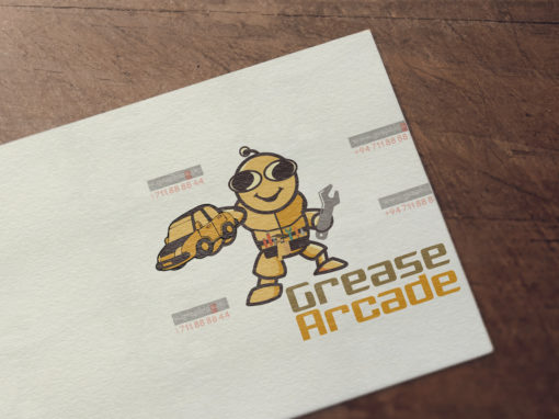 Grease Arcade Logo