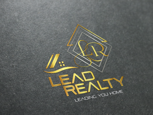 Lead Reality Logo Design
