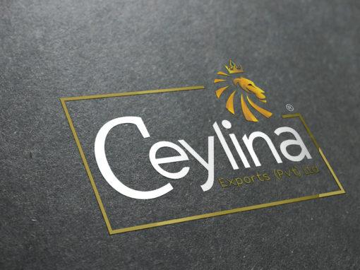 Ceylina Logo Design