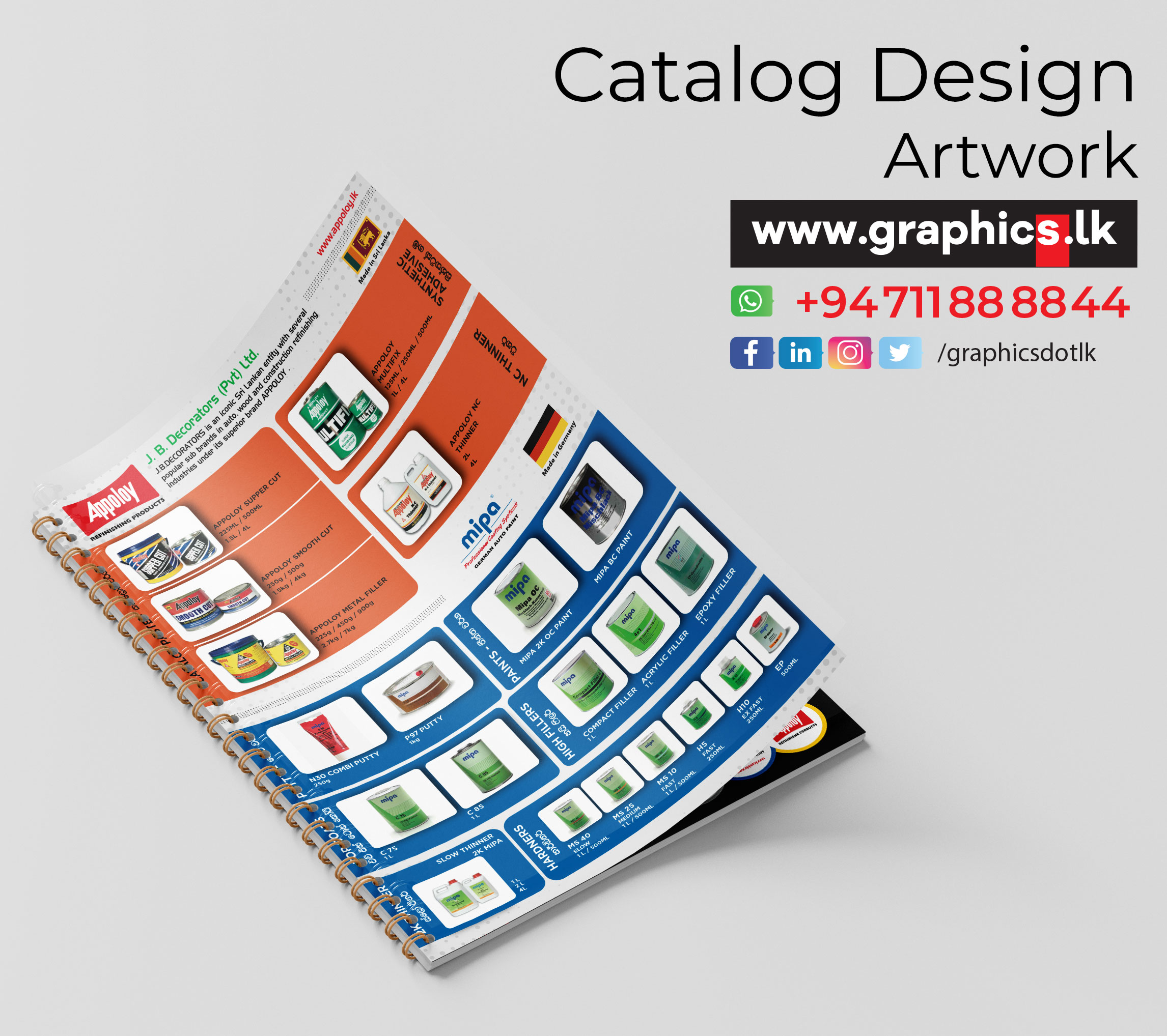 Catalogue Design Online Free