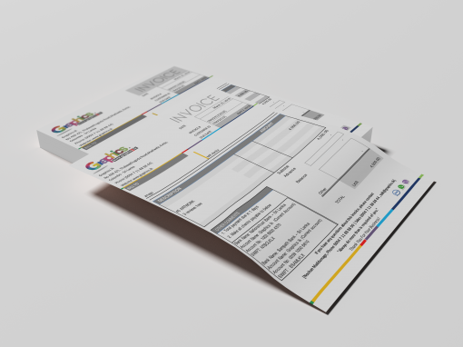 Graphics.lk Invoices and Receipts