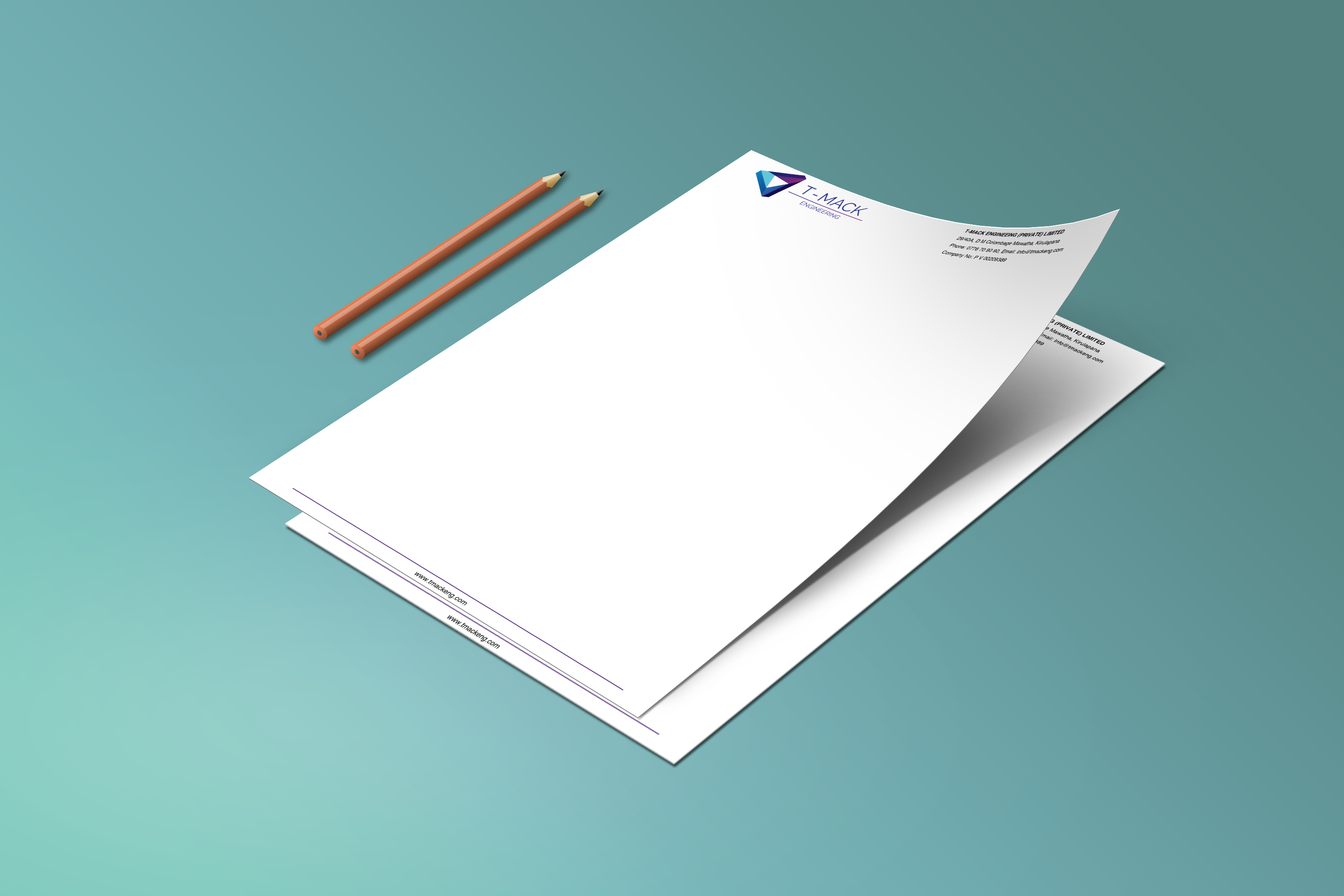 Business Letterhead Templates