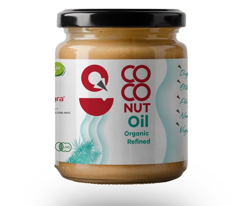 Label for Coconut Oil
