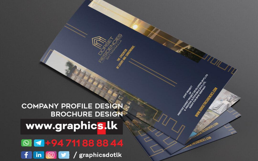 Brochure Design for Construction