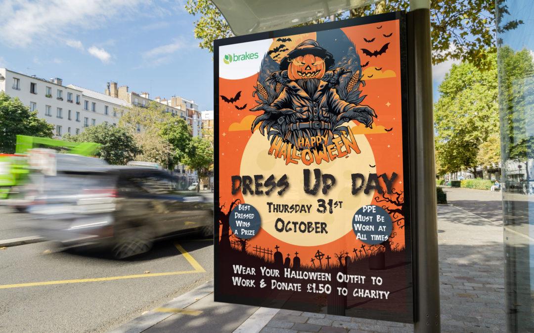 Brakes Poster Design