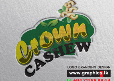 Logo Design for Cashew Product