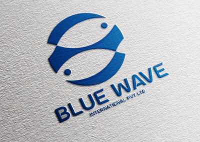 Logo Design for Fish Business