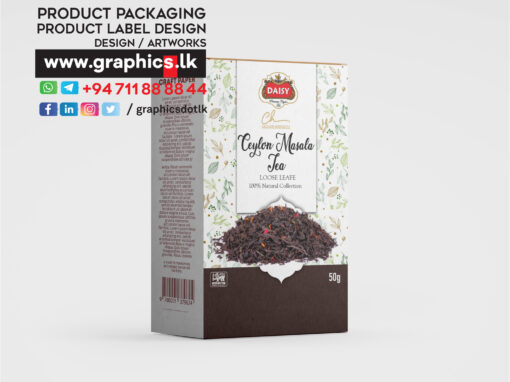 Label Design for Tea Business