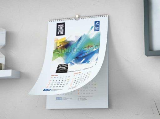Camso Calendar Design