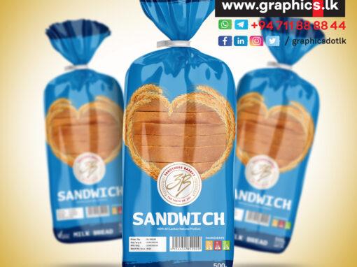 Bread Packaging Label