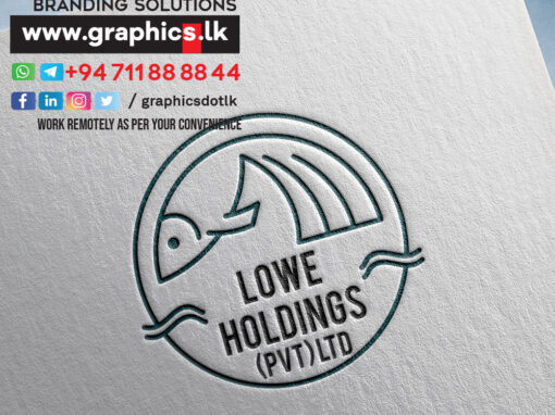 Logo Design Fish Market