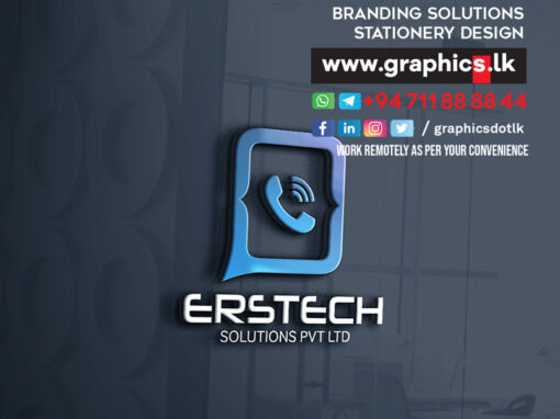 Logo Design branding solution stationery design