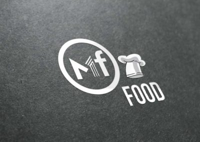 Mf Food Logo Design