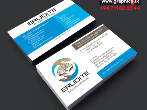 Erudite Business Card