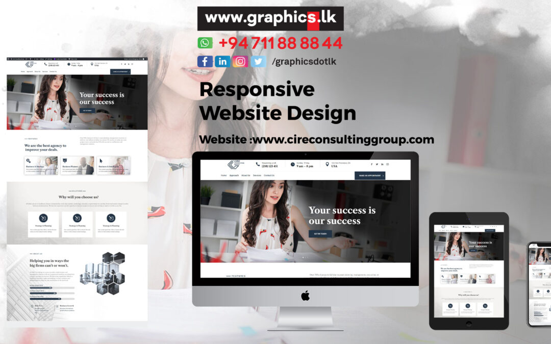 Website for Consulting