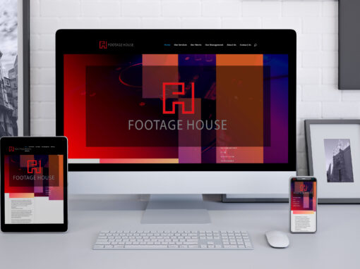 Website for Production House