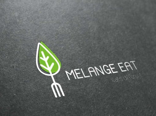 Melange Eat Logo