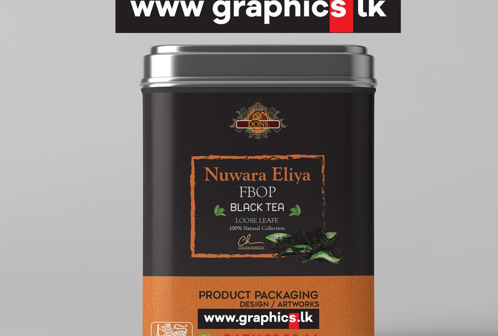 Packaging for Tea Industry