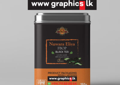 Packaging for Tea Industry