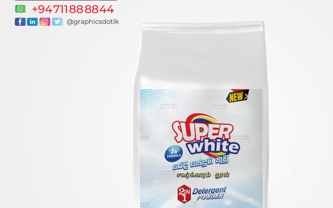 Packaging for Detergent