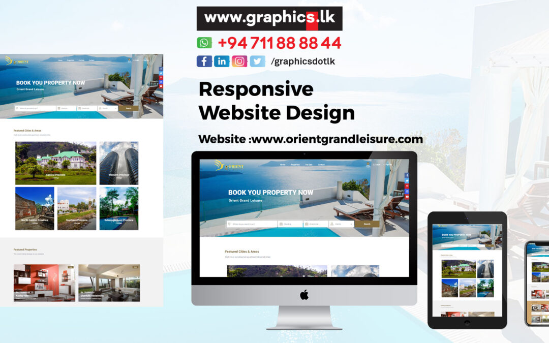 Website for Property Management