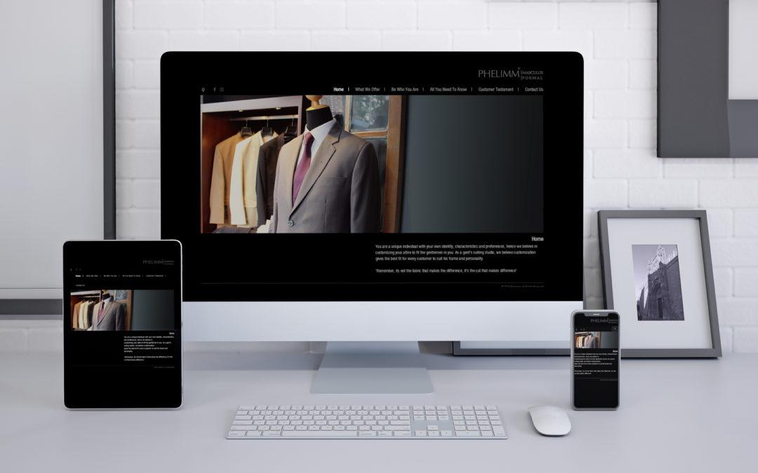 Phelimm Website