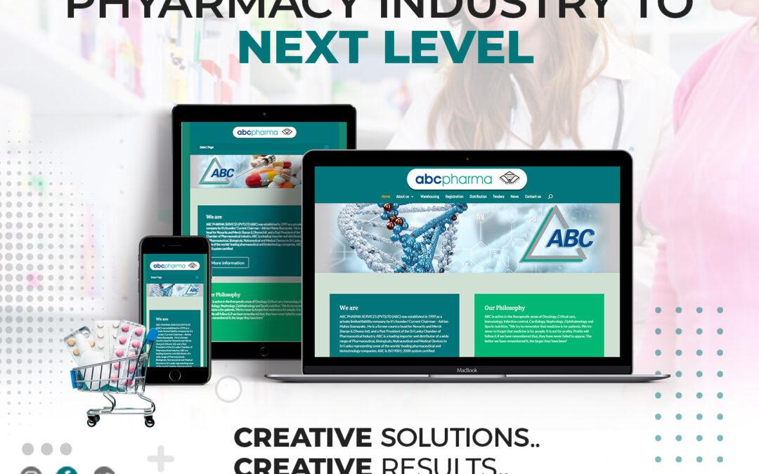 Web Design for Pharmacy