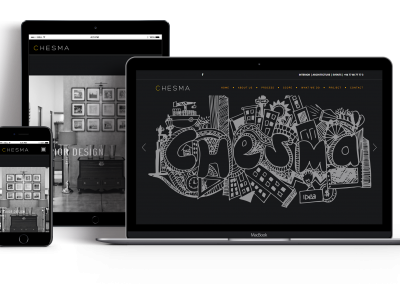 Chesma Websites Design