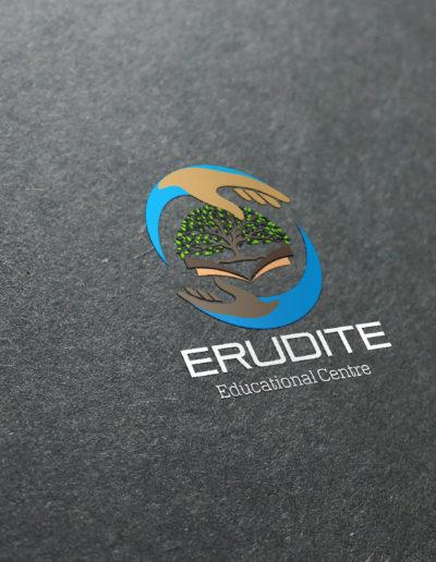 Erudite Logo Design