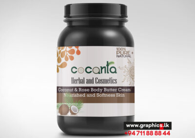 Cocanta Label