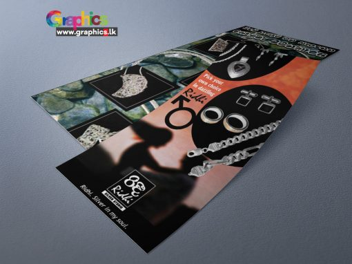 Ridi Leaflet Design