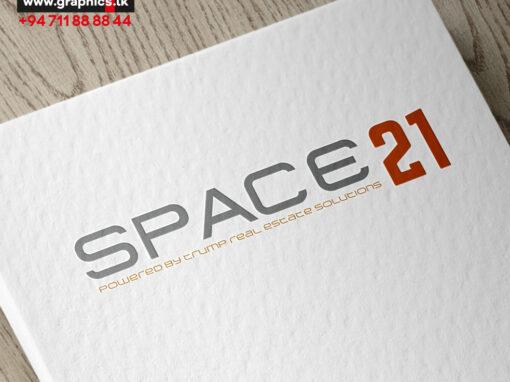 Space 21 Logo