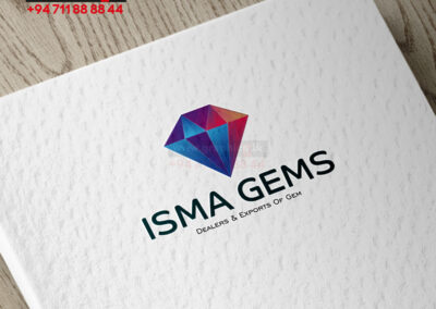 logo for gems company