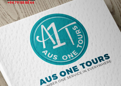 logo for tour company