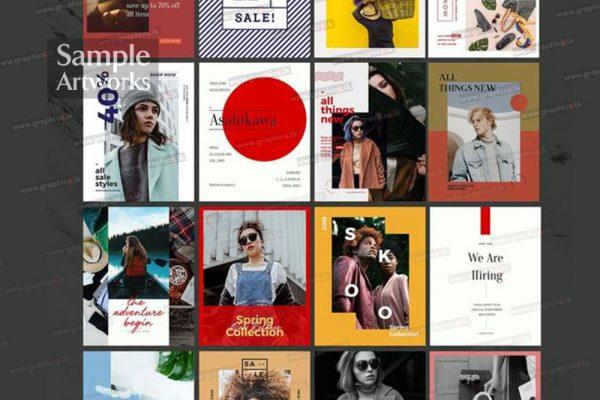 Book and Magazine Design in Sri Lanka
