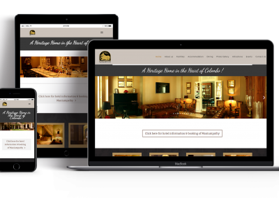 Maniumpathy Websites Design