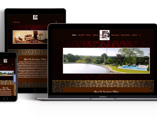 Bandagiri Village Websites Design