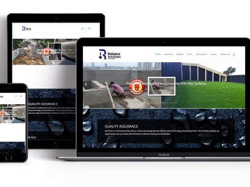 Reliance Technologies Websites Design