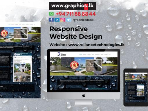 Reliance Technologies Websites Design