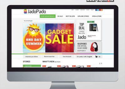 web site www.jadopado.com