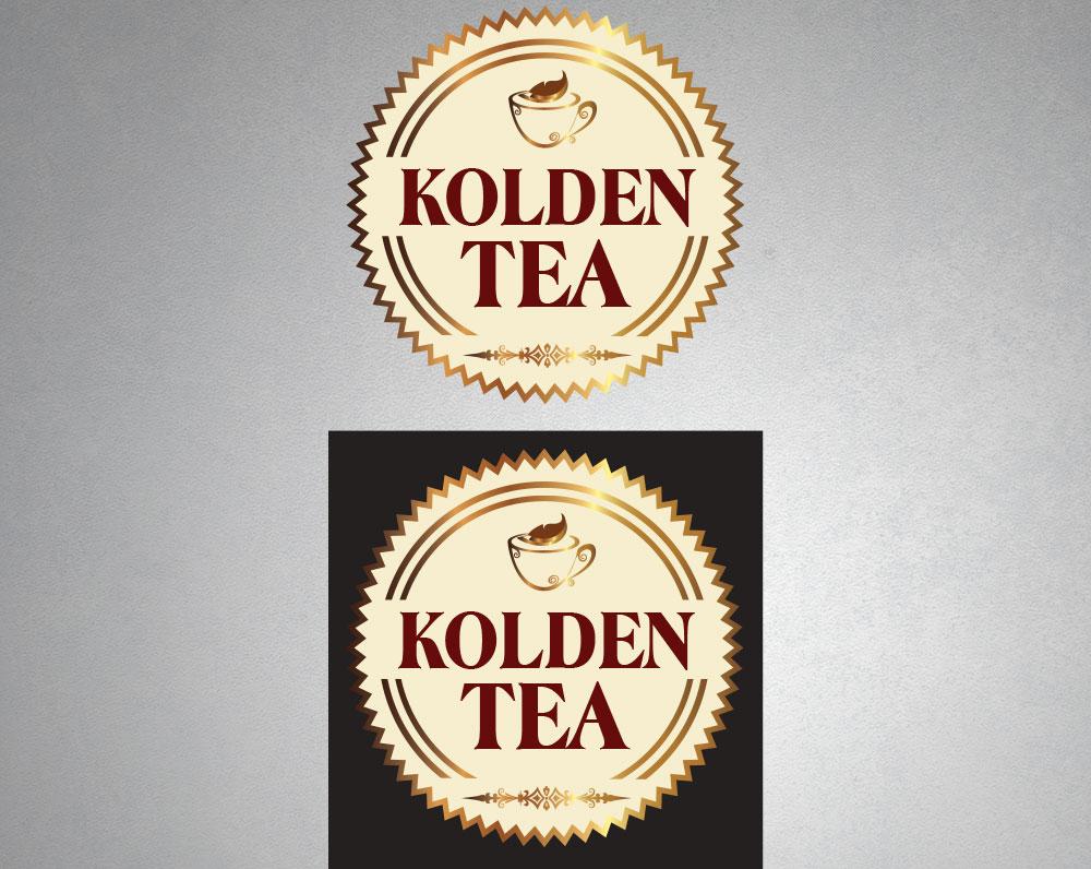 Logo Design  – KOLDEN TEA