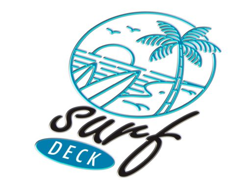 Surf Deck Logo