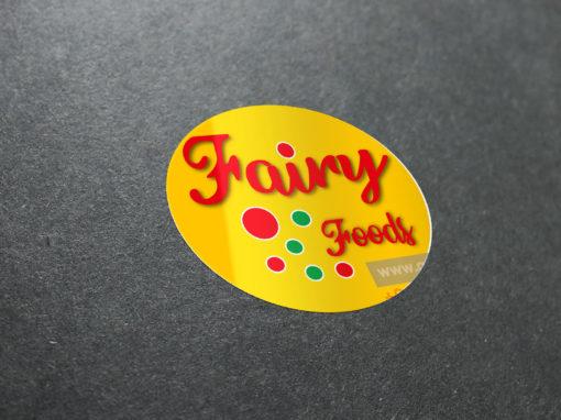 Fairy Foods Logo Design