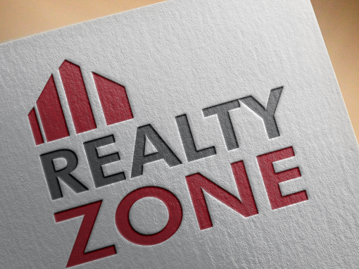 Reality Zone Logo Design