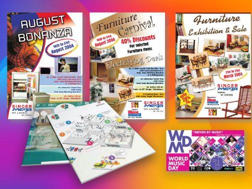 Flyer, Handbill Artworks