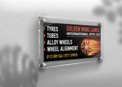 Golden Wing Lanka