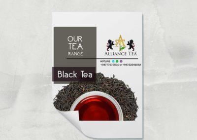 Alliance Tea Facebook Post