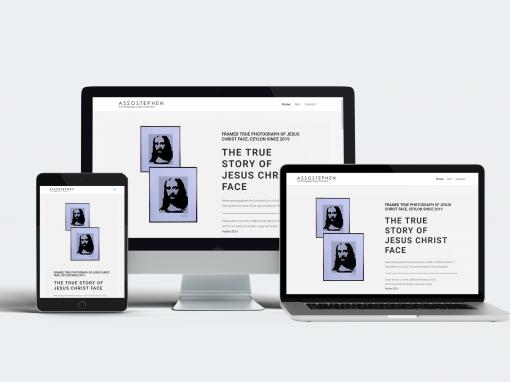 Assostephen Websites Design