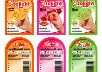 Packaging & Label