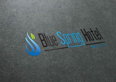 Blue Spring Hotel Logo